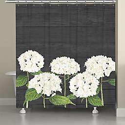 Laural Home® Simple Beauty 72-Inch x 72-Inch Shower Curtain