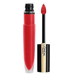 L'Oréal® Paris Rouge Signature Empow(Reds) Matte Lip Stain in Red