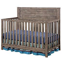 Ti Amo Paisley 4-in-1 Convertible Crib in Vintage Grey