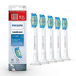 Philips Sonicare® Simply Clean 5-Pack Brush Heads
