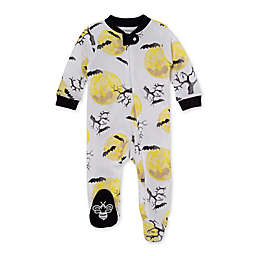 Burt's Bees Baby® Hallows Eve Sleep & Play Footie in Onyx