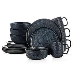 Stone Lain® Tom 16-Piece Dinnerware Set in Grey