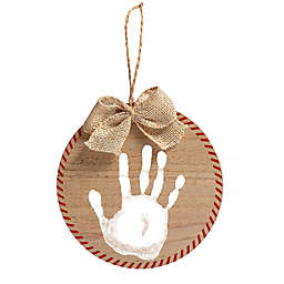 Pearhead® Babyprints 3-Piece Wooden Ornament and Paint Kit