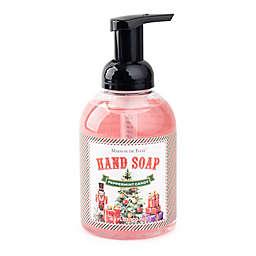 A La Maison De Provence 16.9 oz Foaming Hand Soap in Peppermint Candy