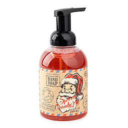 A La Maison De Provence 16.9 oz Foaming Hand Soap in Spiced Cranberry