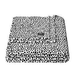 Bella Cruella Ultra Soft Plush Twin Blanket