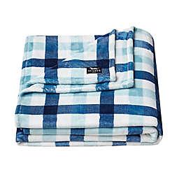 Check Magnet Ultra Soft Plush King Blanket