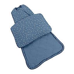 günamüna® Size 0-3M Swaddle Sleep Bag in Blue