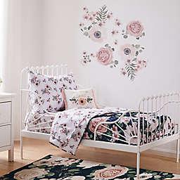 Levtex Baby® Fiori 5-Piece Toddler Bedding Set in Navy/Blush