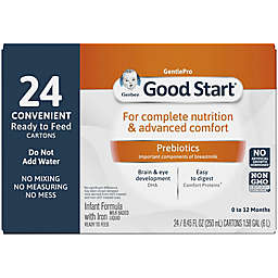 Gerber® Good Start® Gentle 24-Pack 8.45 oz. Ready-to-Feed Formula