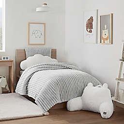 UGG® Marten 2-Piece Twin/Twin XL Comforter Set in Glacier Grey