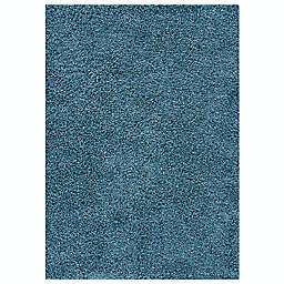 SAFAVIEH Venus Shag 6' x 9' Austin Area Rug in Blue