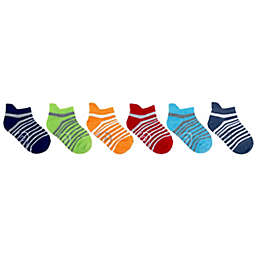 Leo Stripes 6-Pack Socks