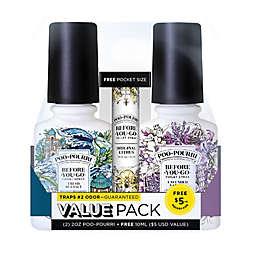 Poo-Pourri® Before-You-Go® Everyday 3-Pack Toilet Spray Value Set