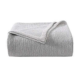 Chenille Pique Hypoallergenic Twin Blanket