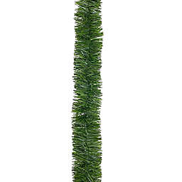 H For Happy™ 50-Foot Christmas Garland in Green