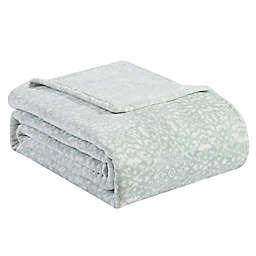 Starfish Geo Ultra Soft Plush Twin Blanket