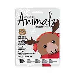 MasqueBAR™ Pretty Animalz Moose Purifying Sheet Mask