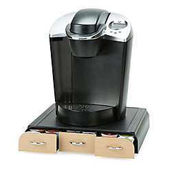 Mind Reader Anchor 36-Capacity Single Serve Cup Drawer in Black
