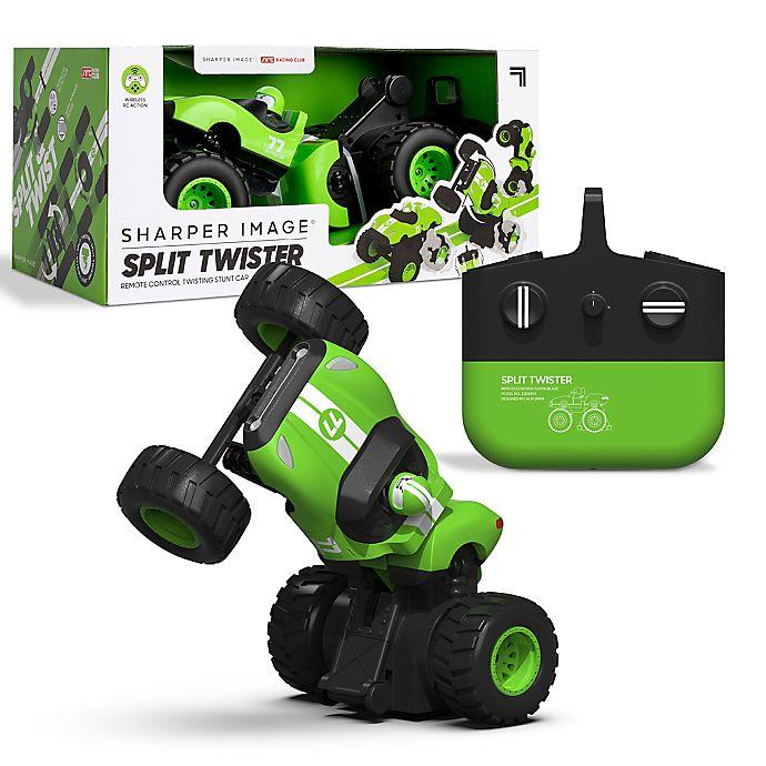 Alternate image 1 for Sharper Image® Split Twister Remote Control Toy in Green