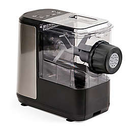 Emeril Lagasse Pasta & Beyond Automatic Pasta and Noodle Maker with Slow Juicer in Black