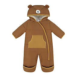 carter's® Size 6-9M Teddy Bear Pram in Brown