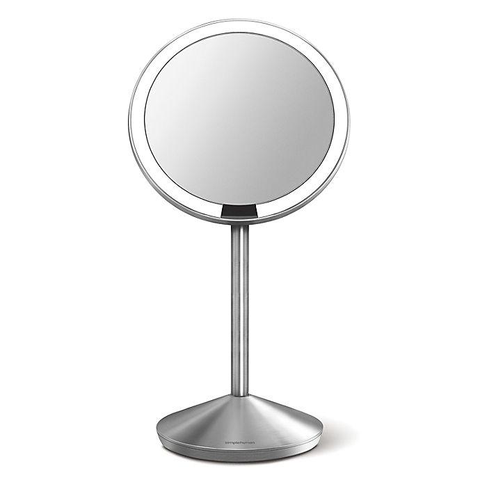 Alternate image 1 for simplehuman® 10X Mini Sensor Travel Mirror