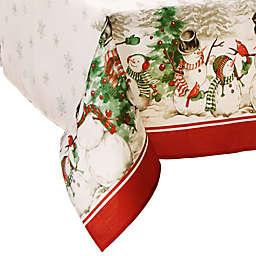 Snowman Winterland Table Linen Collection