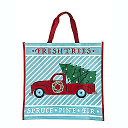 Truck Graphic Large Reusable Shopping Bag