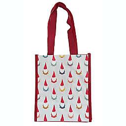 Gnome Pattern Small Shopping Bag