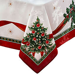 Villeroy & Boch Toy's Delight Rectangular Tablecloth in Red