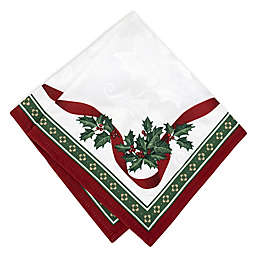 Villeroy & Boch Toy's Delight Napkins in Red (Set of 4)