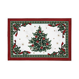 Villeroy & Boch Toy's Delight Placemats in Red (Set of 4)