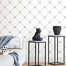RoomMates® Diamond Tiles Peel & Stick Wallpaper