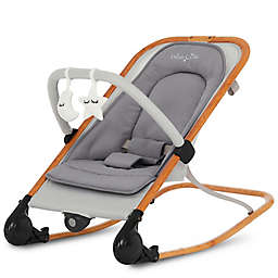 Dream On Me Rock With Me 2-in-1 Baby Rocker