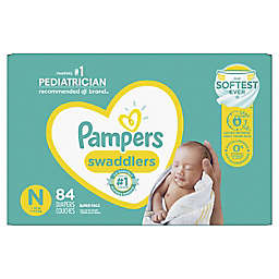 Pampers® Swaddlers™ 84-Count Size 0 Super Pack Diapers