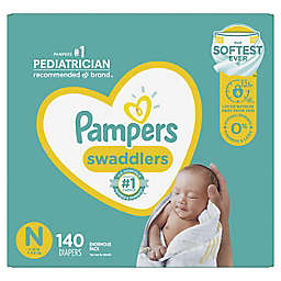 Pampers® Swaddlers™ Newborn 198-Count Disposable Diapers