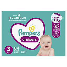 Pampers® Cruisers™ Size 3 84-Count  Disposable Diapers