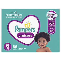Pampers® Cruisers™ Size 6 86-Count Disposable Diapers