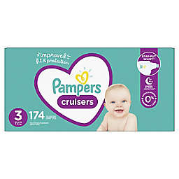 Pampers® Cruisers™ Size 3 174-Count Disposable Diapers