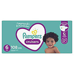 Pampers® Cruisers™ Size 6 108-Count Disposable Diapers