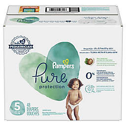 Pampers® Pure Protection 48-Count Size 5 Pack Diapers