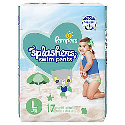 Pampers Splashers® 17-Count Size 5 Disposable Swim Pants
