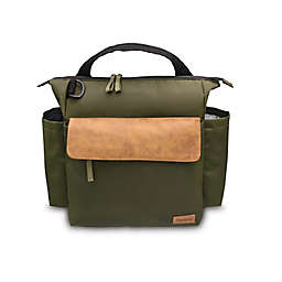 goldbug™ Multi-Tasker Convertible Diaper Backpack in Green