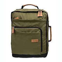 goldbug™ Side-Carry Diaper Backpack in Green