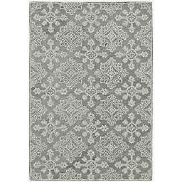 Amer Rugs Bobbie Suzanne Rug in Light Grey