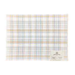 Bee & Willow™ Men's Plaid Placemats (Set of 4)
