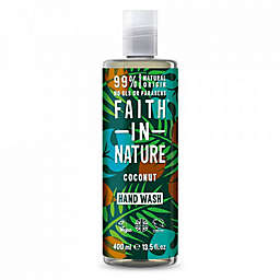 Faith in Nature 13.5 fl. oz Hydrating Hand Wash in Coconut