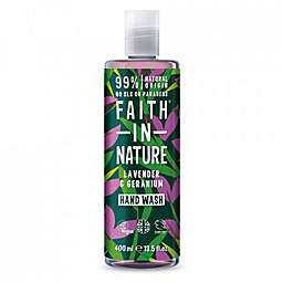 Faith in Nature 13.5 fl. oz Relaxing Hand Wash in Lavender and Geranium
