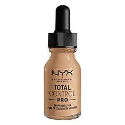 NYX Professional Makeup Total Control Pro Drop Skin-True Foundation in Mocha